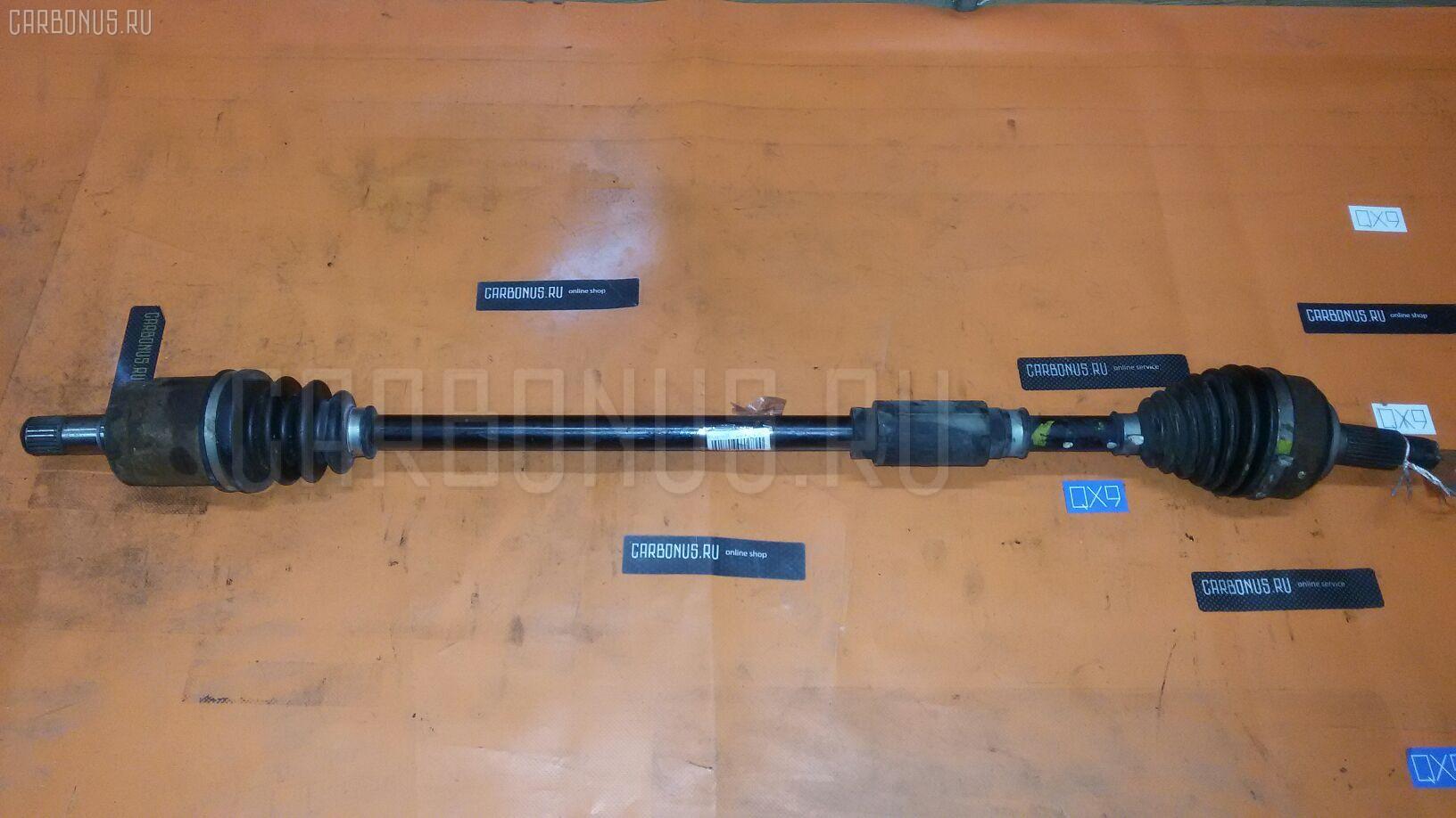Привод HONDA FIT GE6 L13A. Фото 5