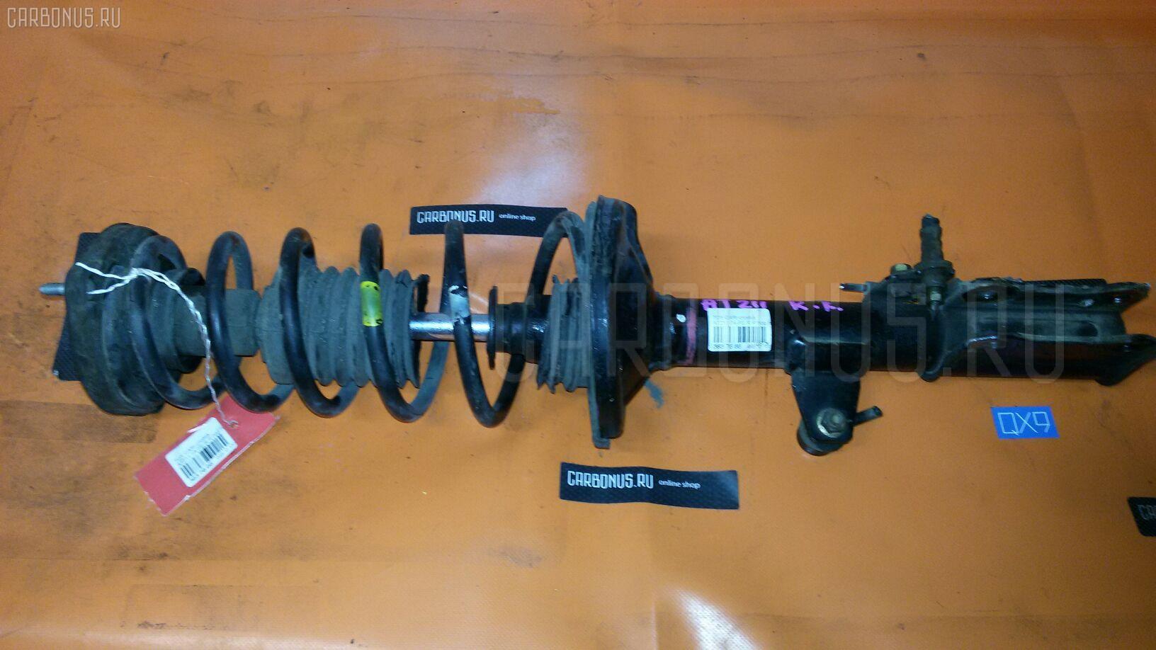 Стойка амортизатора TOYOTA CARINA AT211 7A-FE. Фото 9