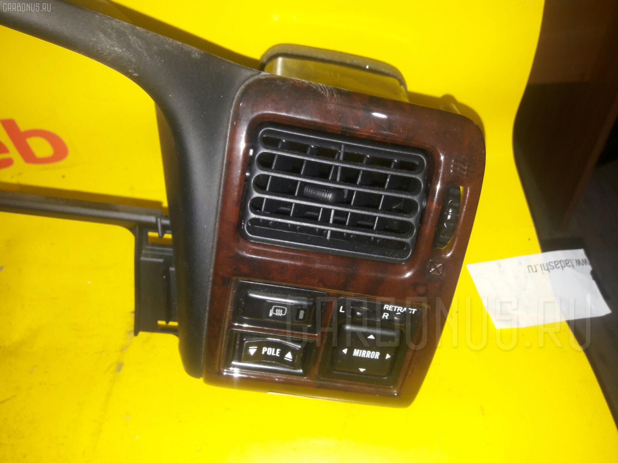 Консоль магнитофона TOYOTA CARINA AT211. Фото 11