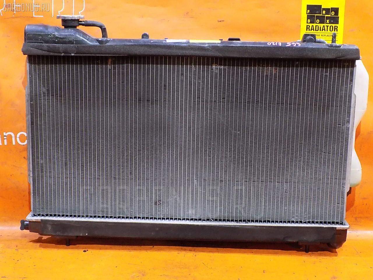 Радиатор ДВС SUBARU FORESTER SG5 EJ20. Фото 11