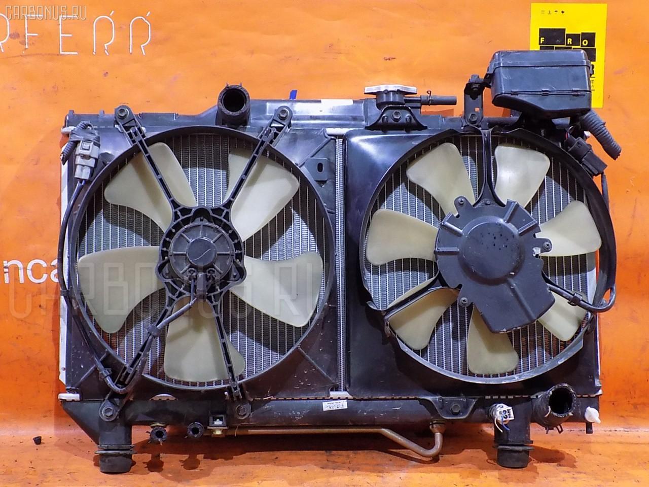 Радиатор ДВС TOYOTA CORONA ST190 4S-FE. Фото 10