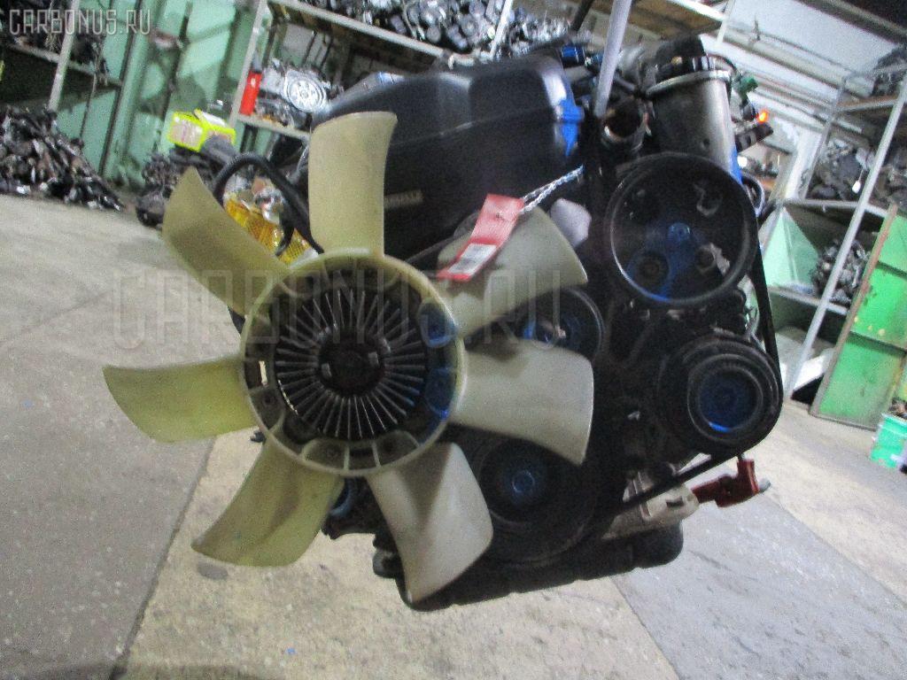 Двигатель TOYOTA CROWN JZS155 2JZ-GE. Фото 11