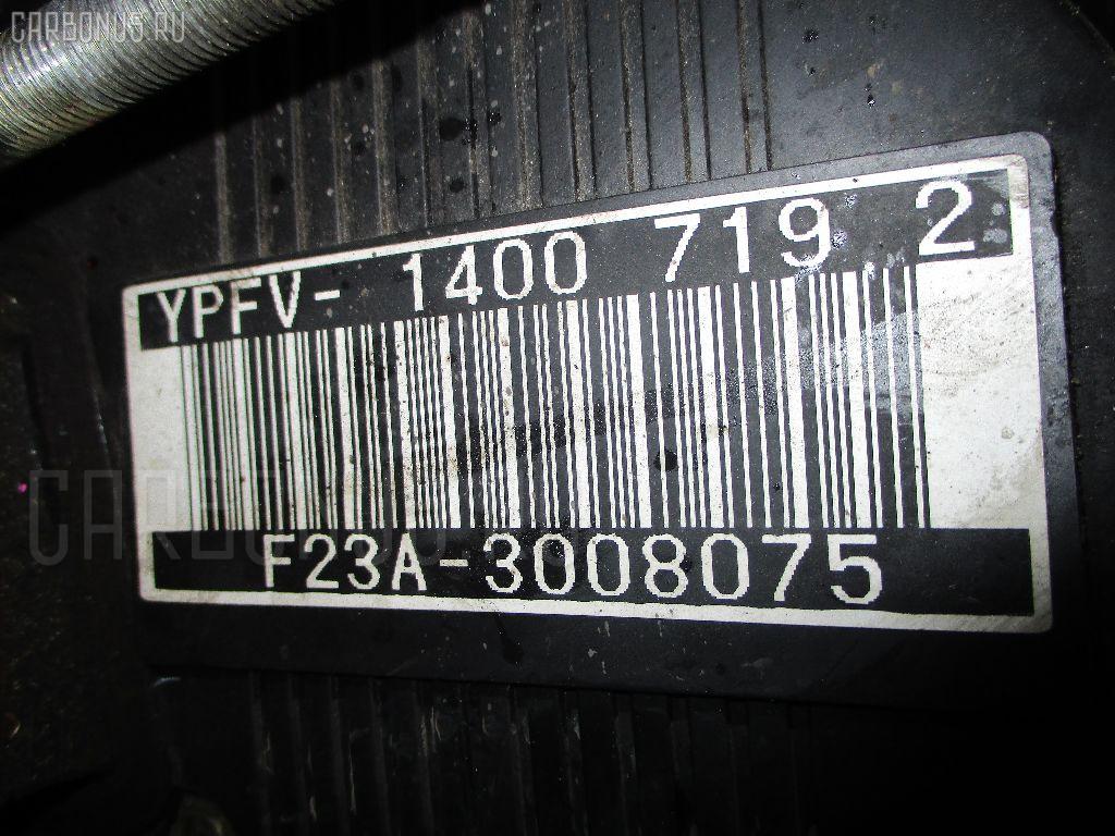 Двигатель HONDA AVANCIER TA1 F23A. Фото 5