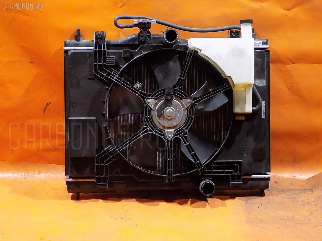 Радиатор ДВС NISSAN TIIDA C11 HR15DE. Фото 4