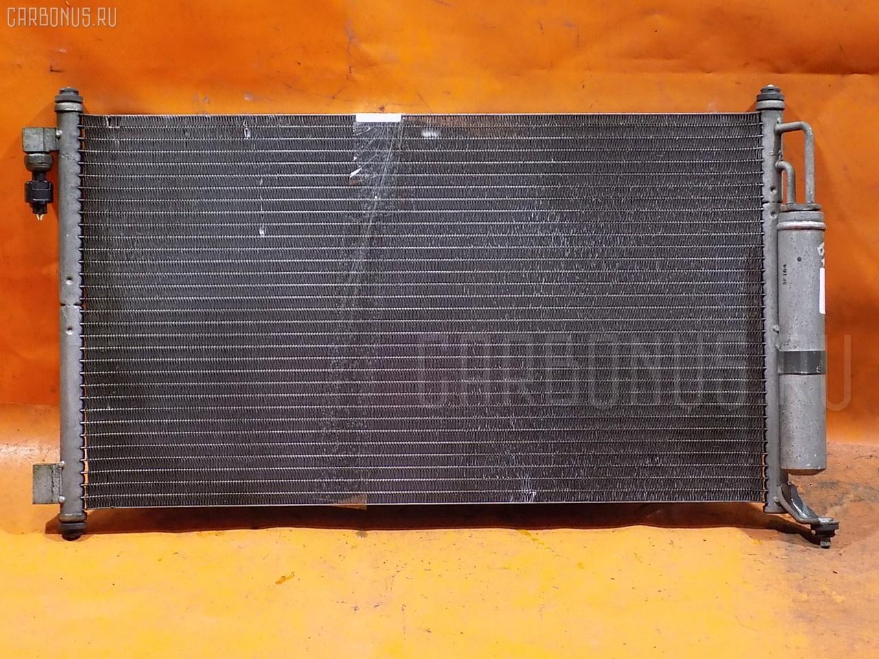 Радиатор кондиционера NISSAN MARCH BK12 CR14DE. Фото 1