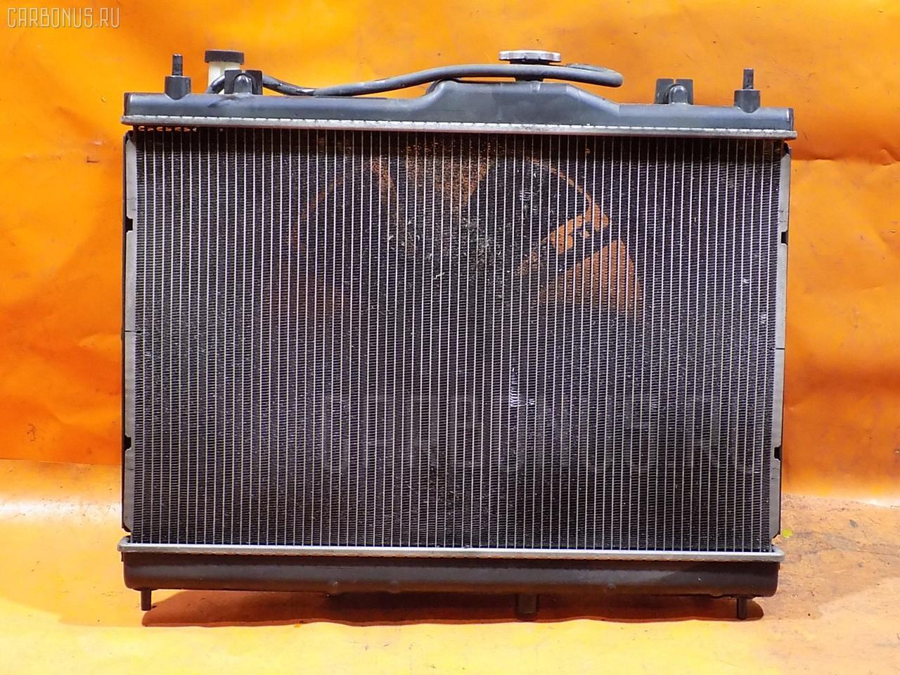 Радиатор ДВС NISSAN TIIDA C11 HR15DE. Фото 3