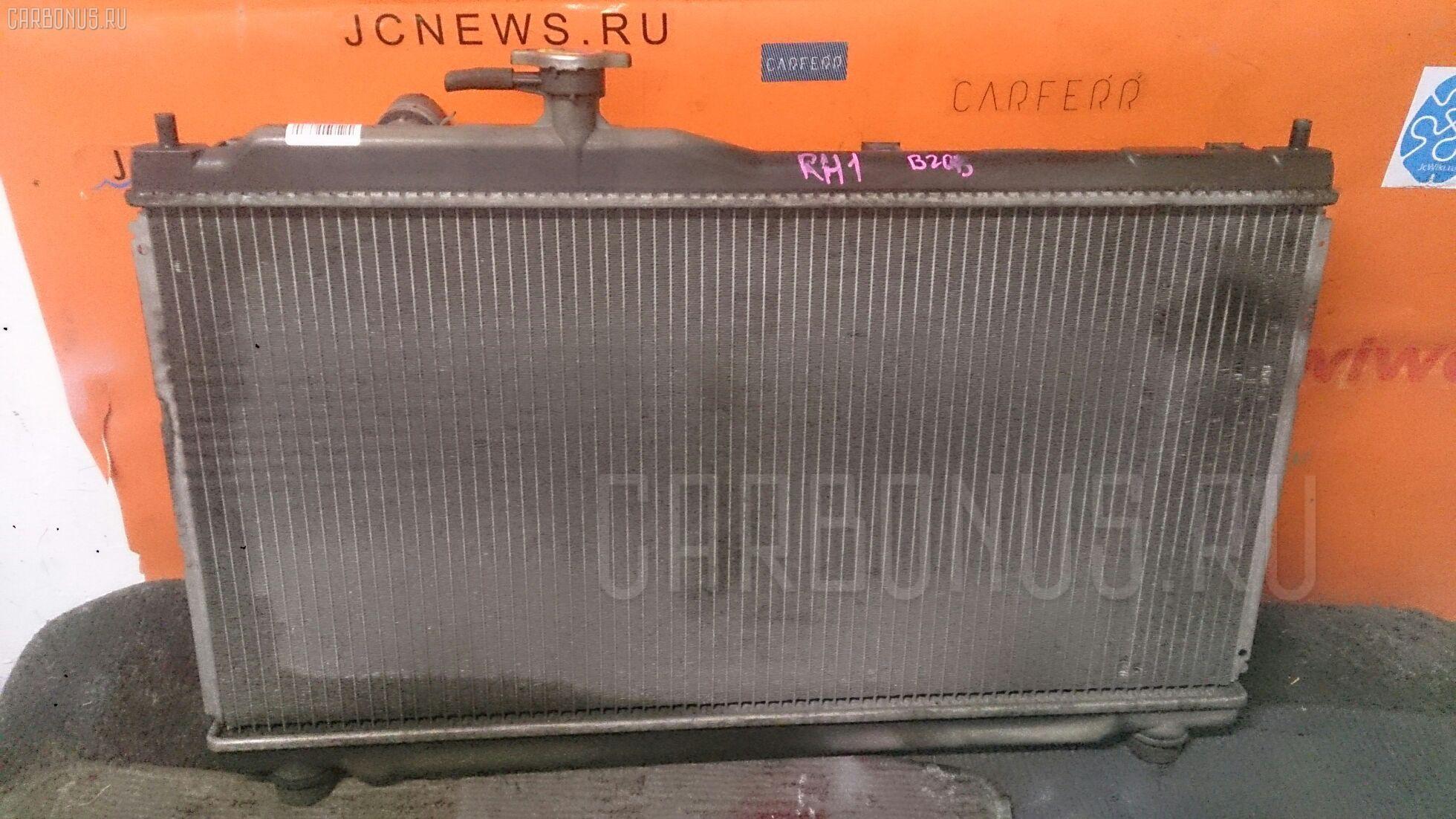 Радиатор ДВС HONDA S-MX RH1 B20B. Фото 11