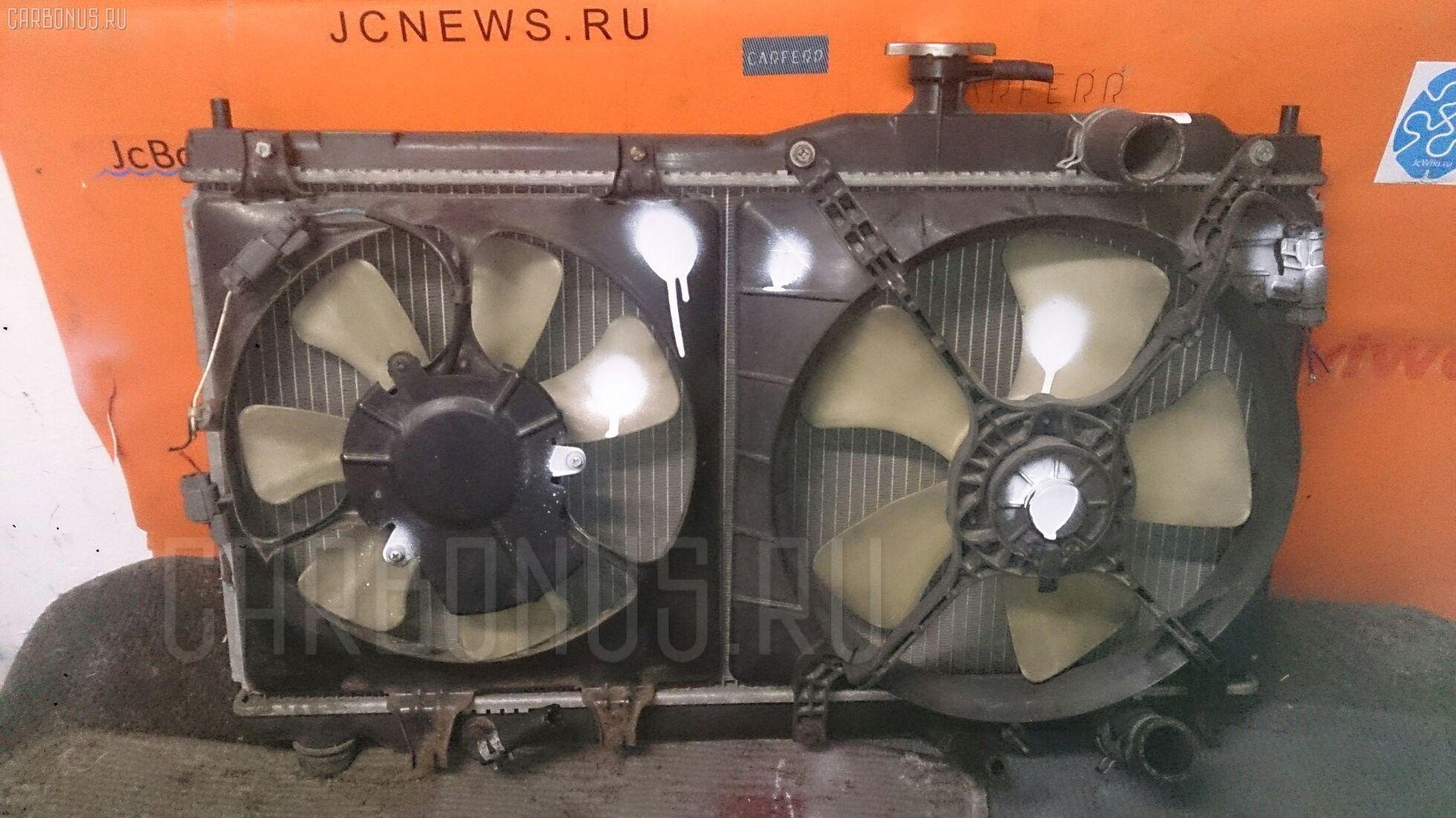 Радиатор ДВС HONDA S-MX RH1 B20B. Фото 10