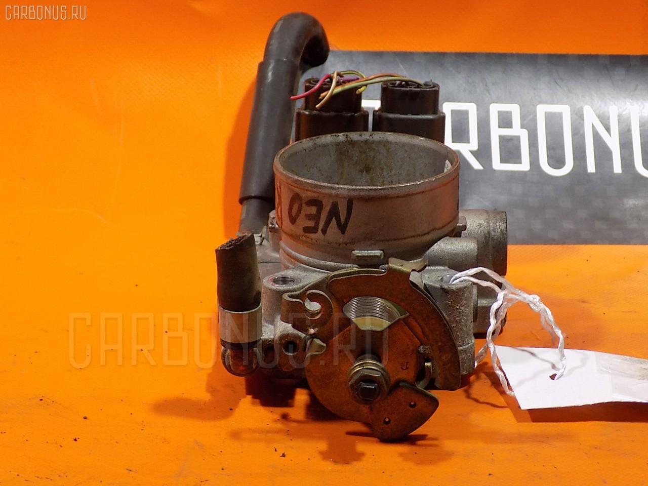 Дроссельная заслонка NISSAN LAUREL HC35 RB20DE. Фото 10