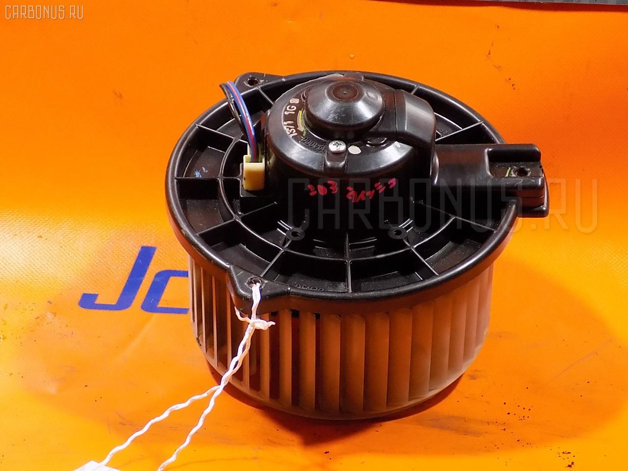 Мотор печки TOYOTA WISH ANE10G. Фото 10