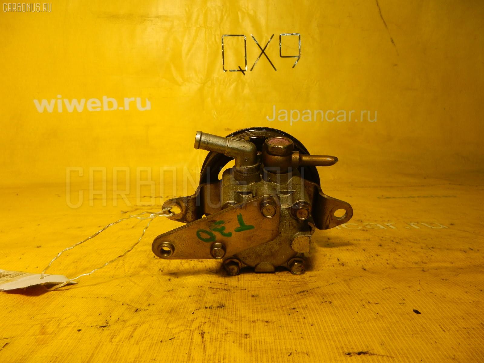 Гидроусилителя насос NISSAN X-TRAIL T30 QR20DE. Фото 9