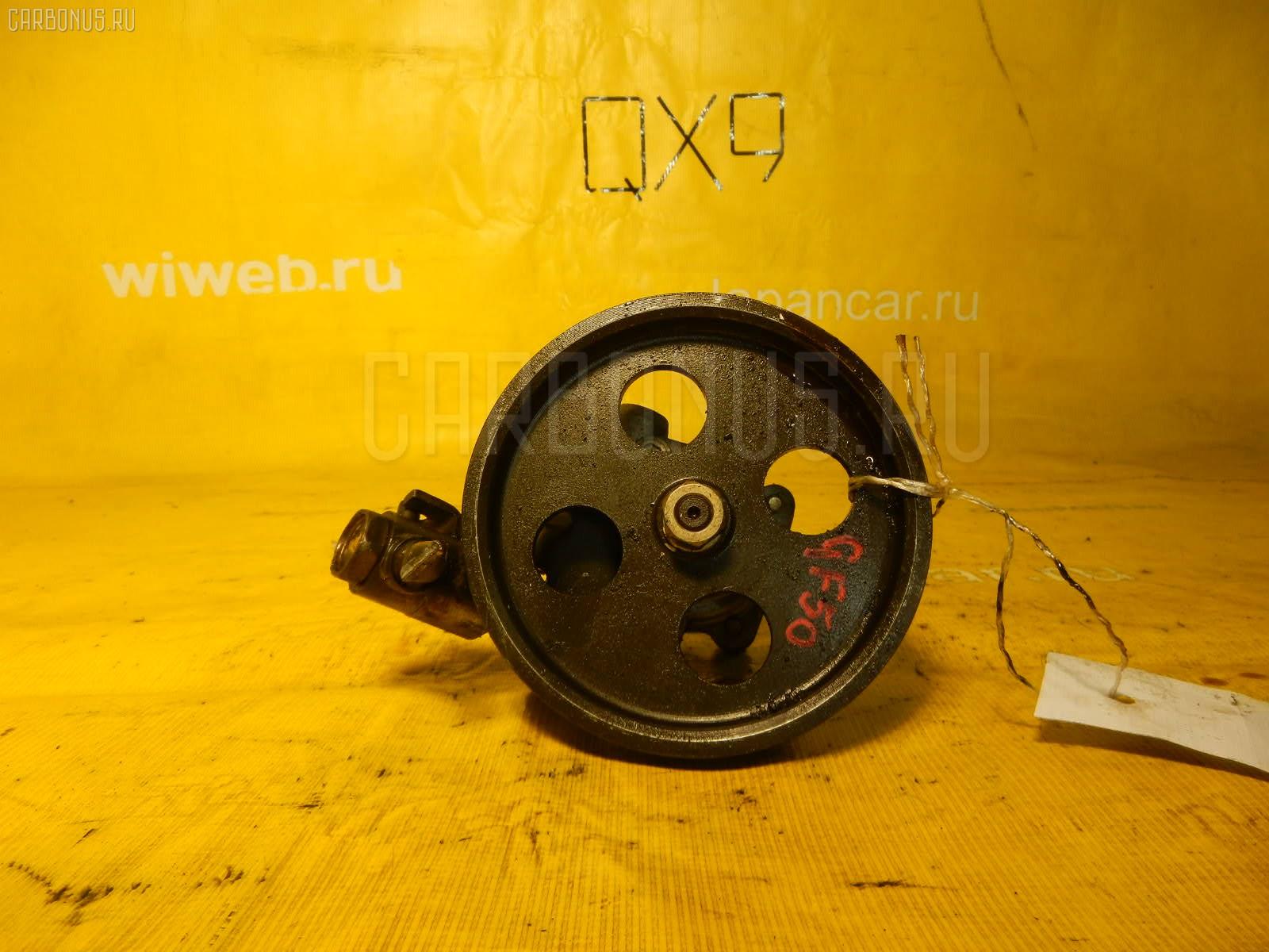Гидроусилителя насос NISSAN CIMA GF50 VK45DD. Фото 6