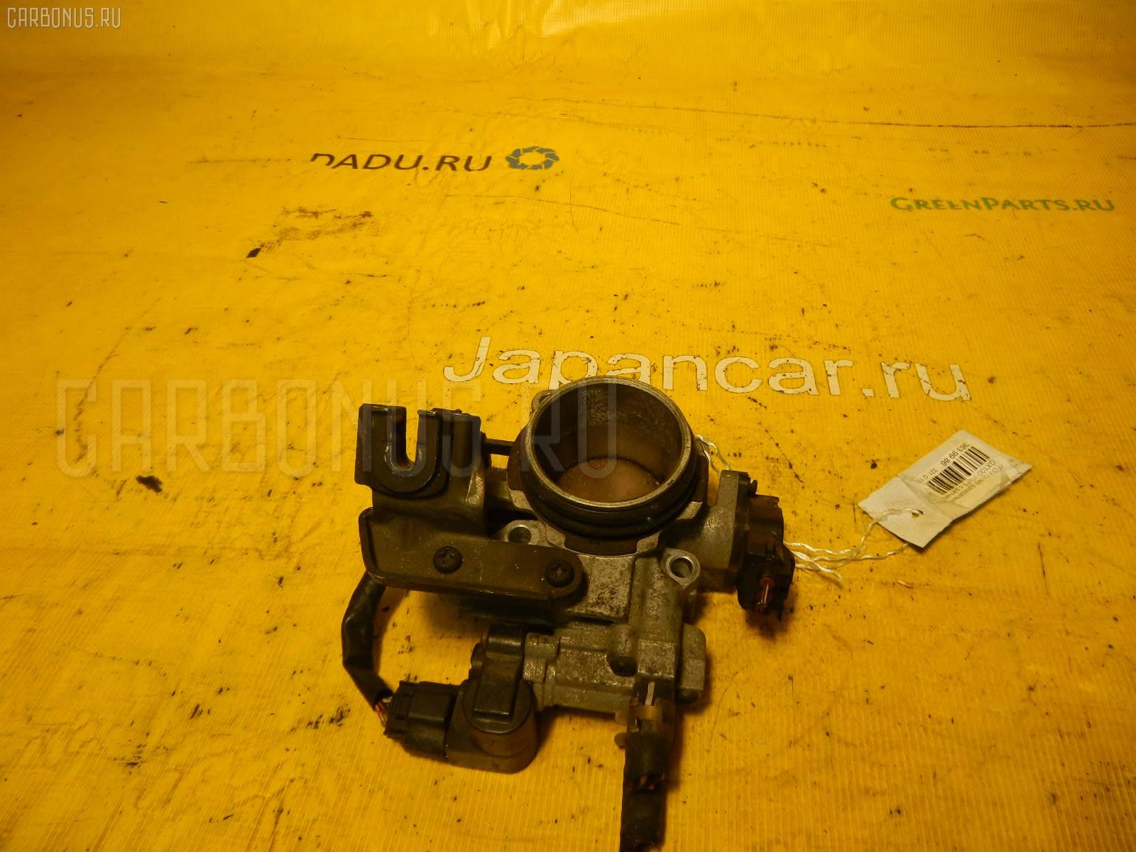 Дроссельная заслонка TOYOTA CHASER GX100 1G-FE. Фото 9