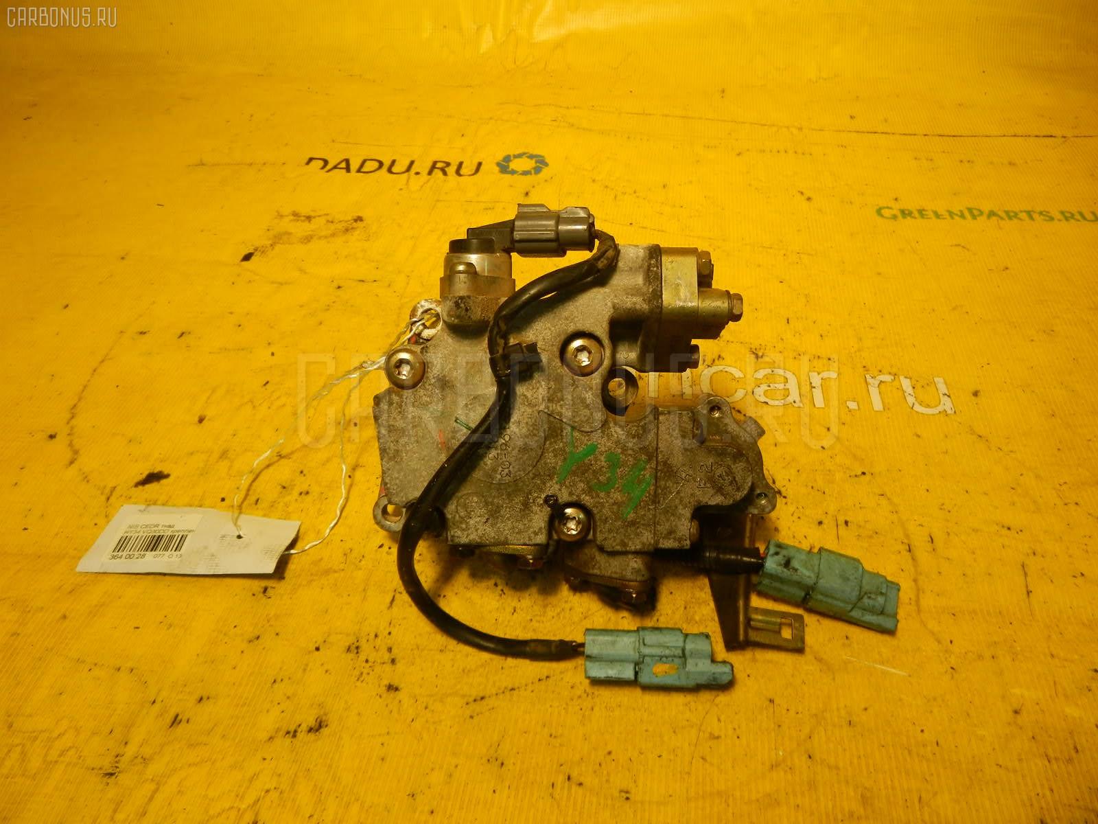 Тнвд NISSAN CEDRIC HY34 VQ30DD. Фото 9