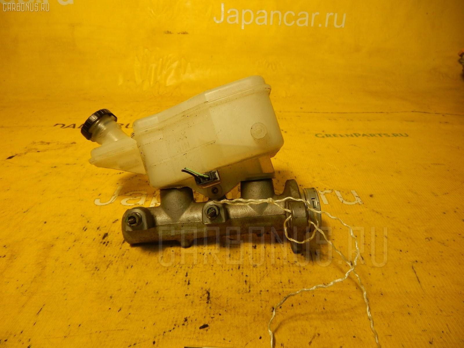Главный тормозной цилиндр NISSAN NOTE E11 HR15DE. Фото 5
