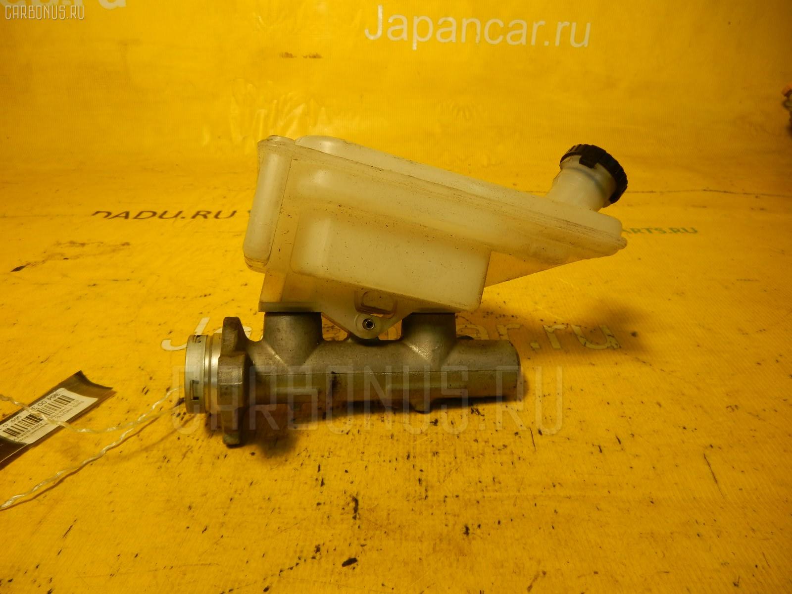 Главный тормозной цилиндр NISSAN NOTE E11 HR15DE. Фото 4