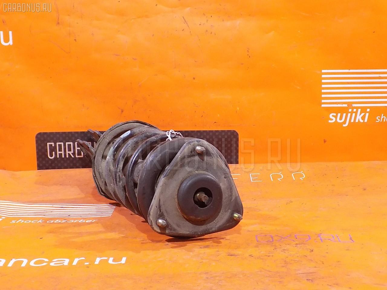 Стойка амортизатора MITSUBISHI LANCER CEDIA CS2A 4G15. Фото 5