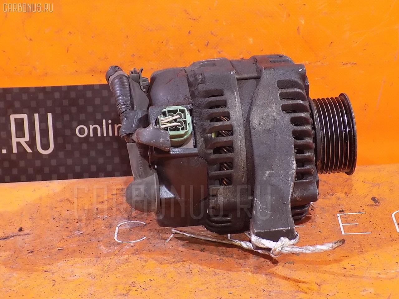 Генератор HONDA ODYSSEY RB1 K24A. Фото 7