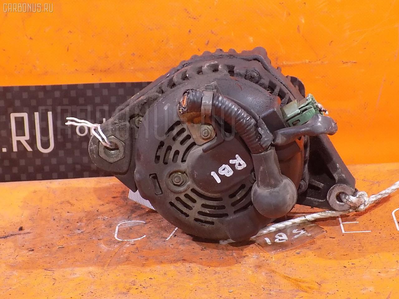 Генератор HONDA ODYSSEY RB1 K24A. Фото 6