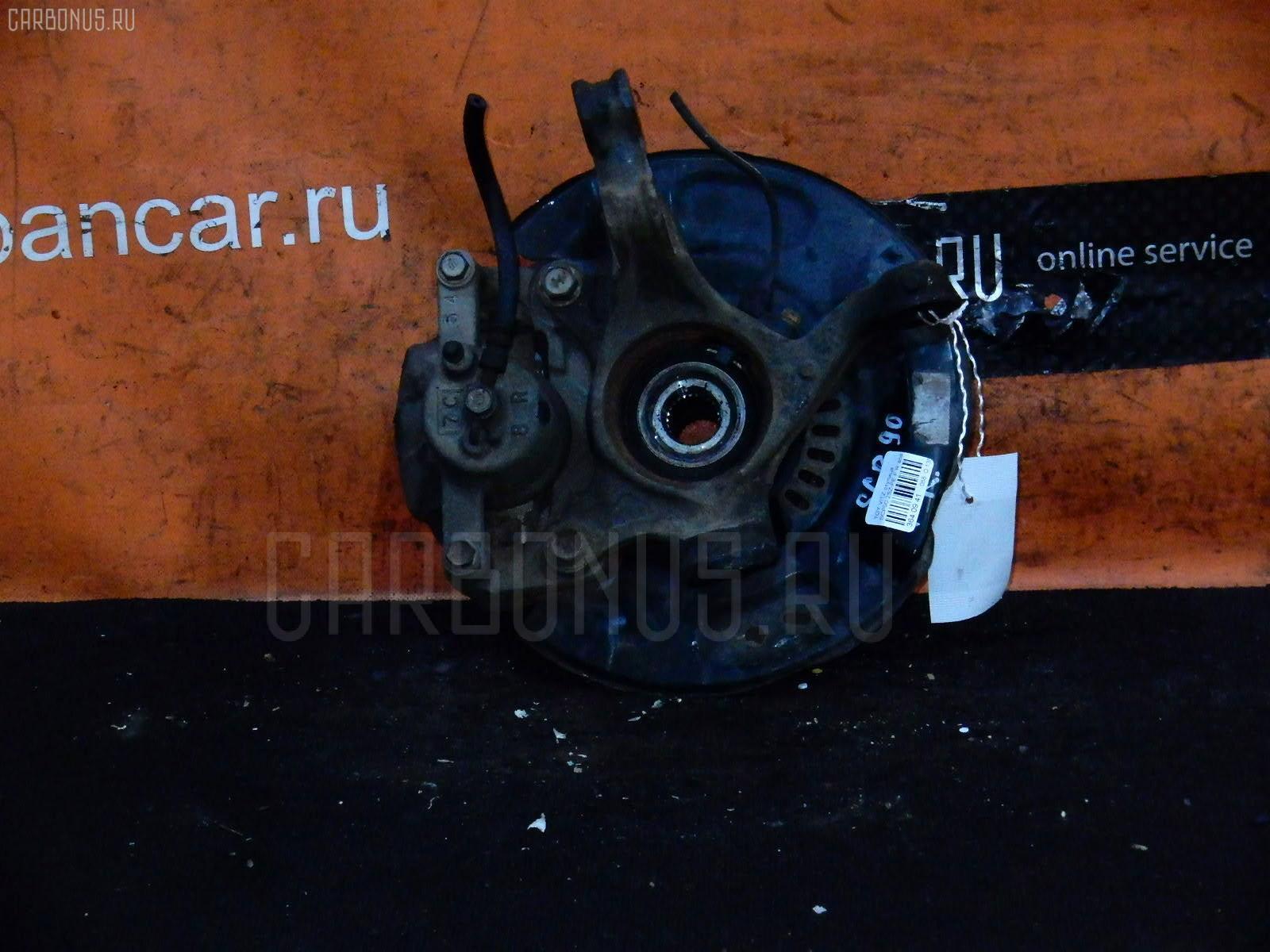 Ступица TOYOTA VITZ SCP90 2SZ-FE. Фото 7