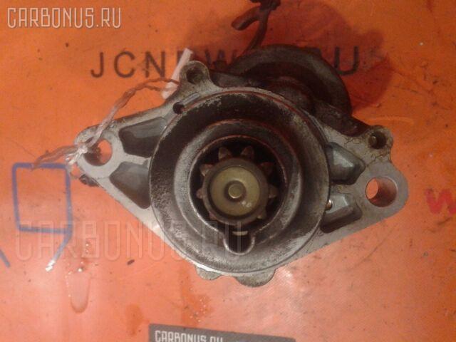Стартер HONDA ACCORD WAGON CF6 F23A. Фото 8