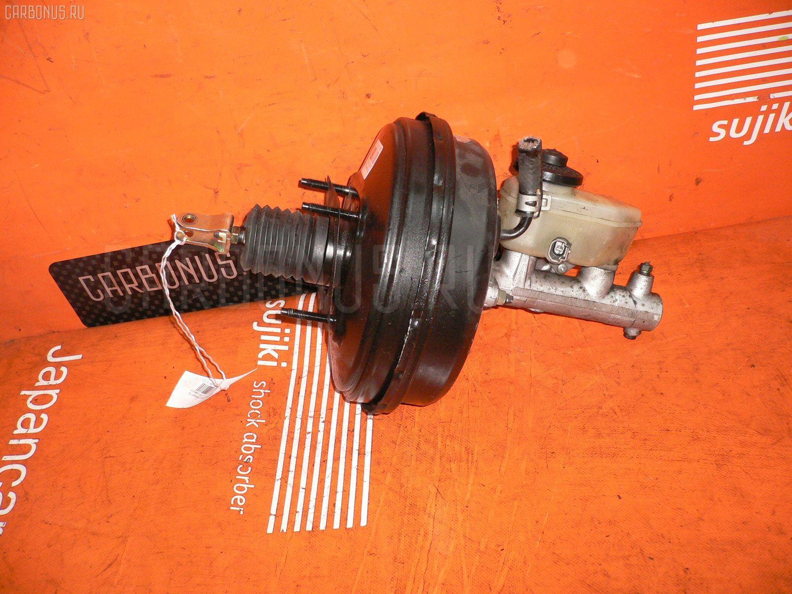Главный тормозной цилиндр TOYOTA MARK II QUALIS SXV20W 5S-FE. Фото 2