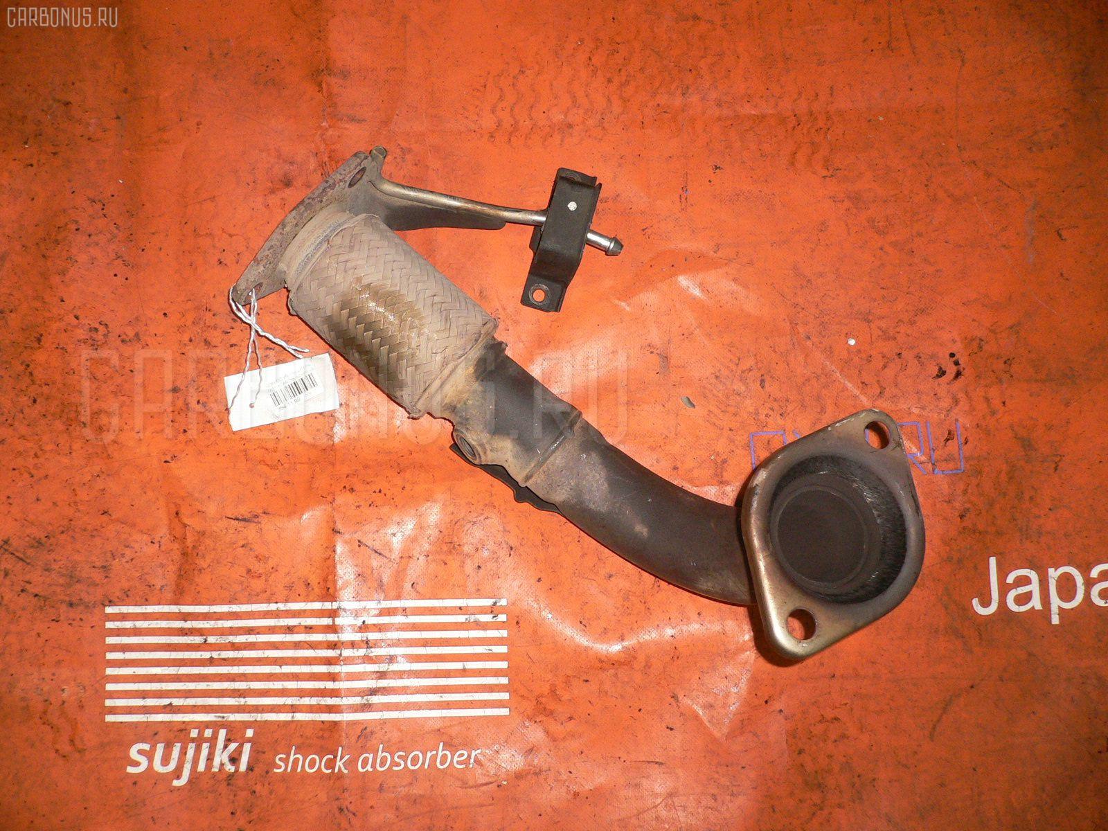 Глушитель HONDA ODYSSEY RB1 K24A. Фото 1