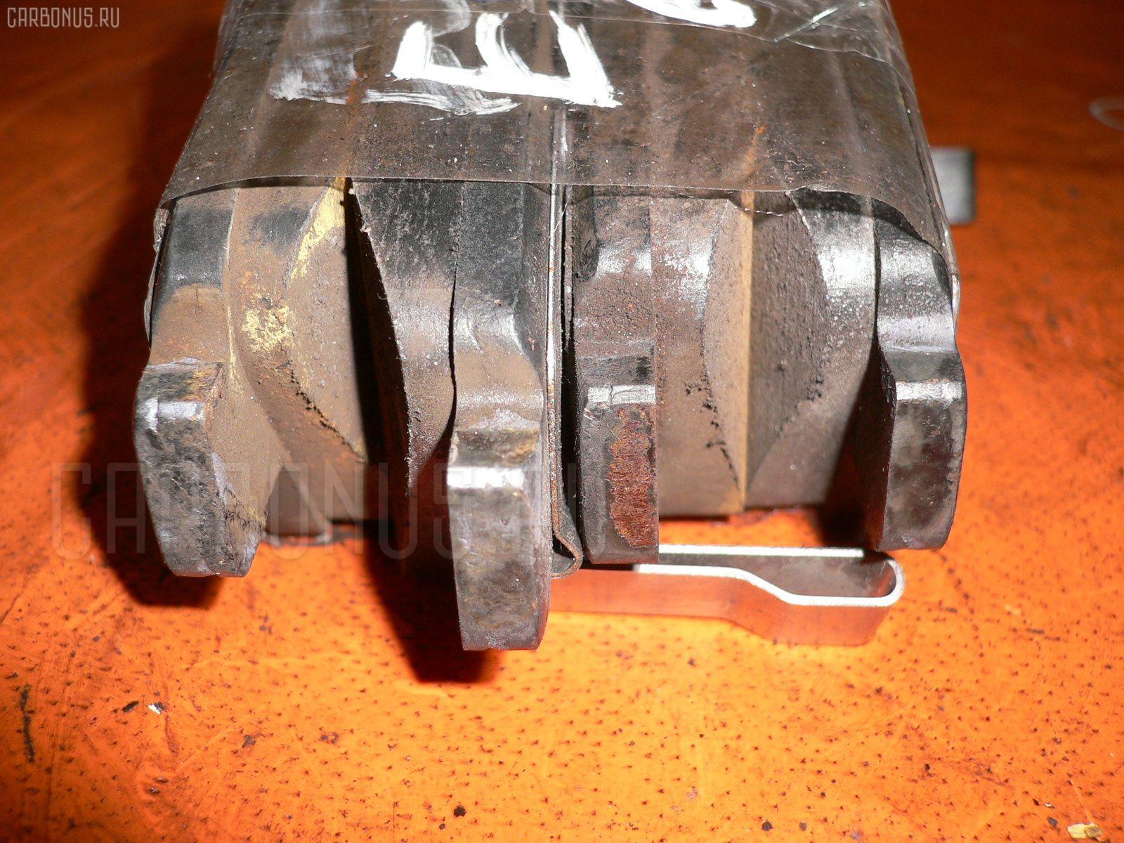 Тормозные колодки HONDA CIVIC EU1 D15B. Фото 6