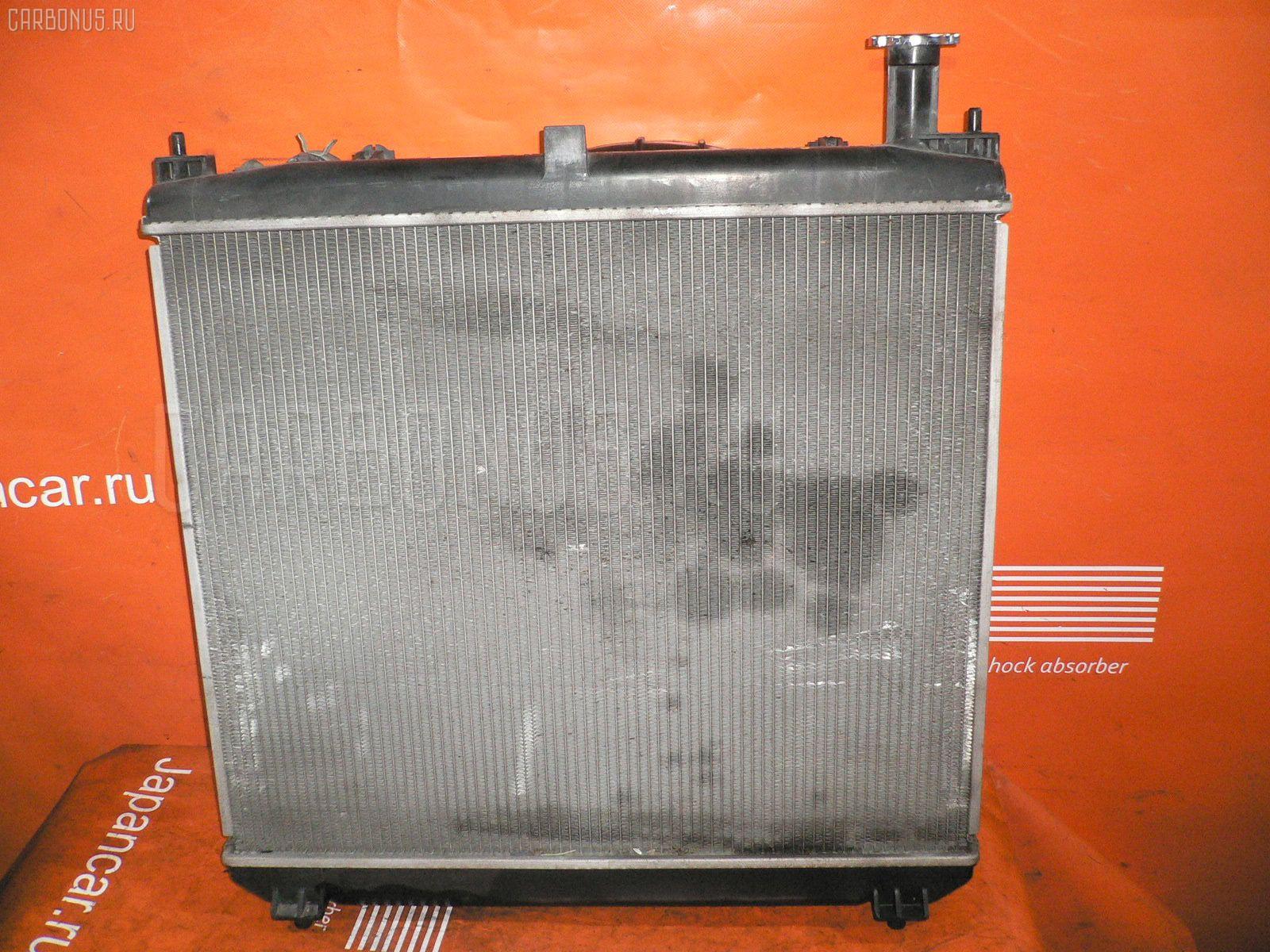 Радиатор ДВС TOYOTA HIACE REGIUS RCH41W 3RZ-FE. Фото 2