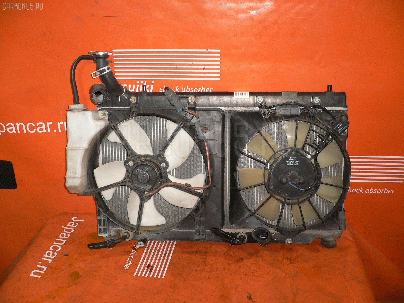 Радиатор ДВС HONDA FIT GD3 L15A. Фото 3