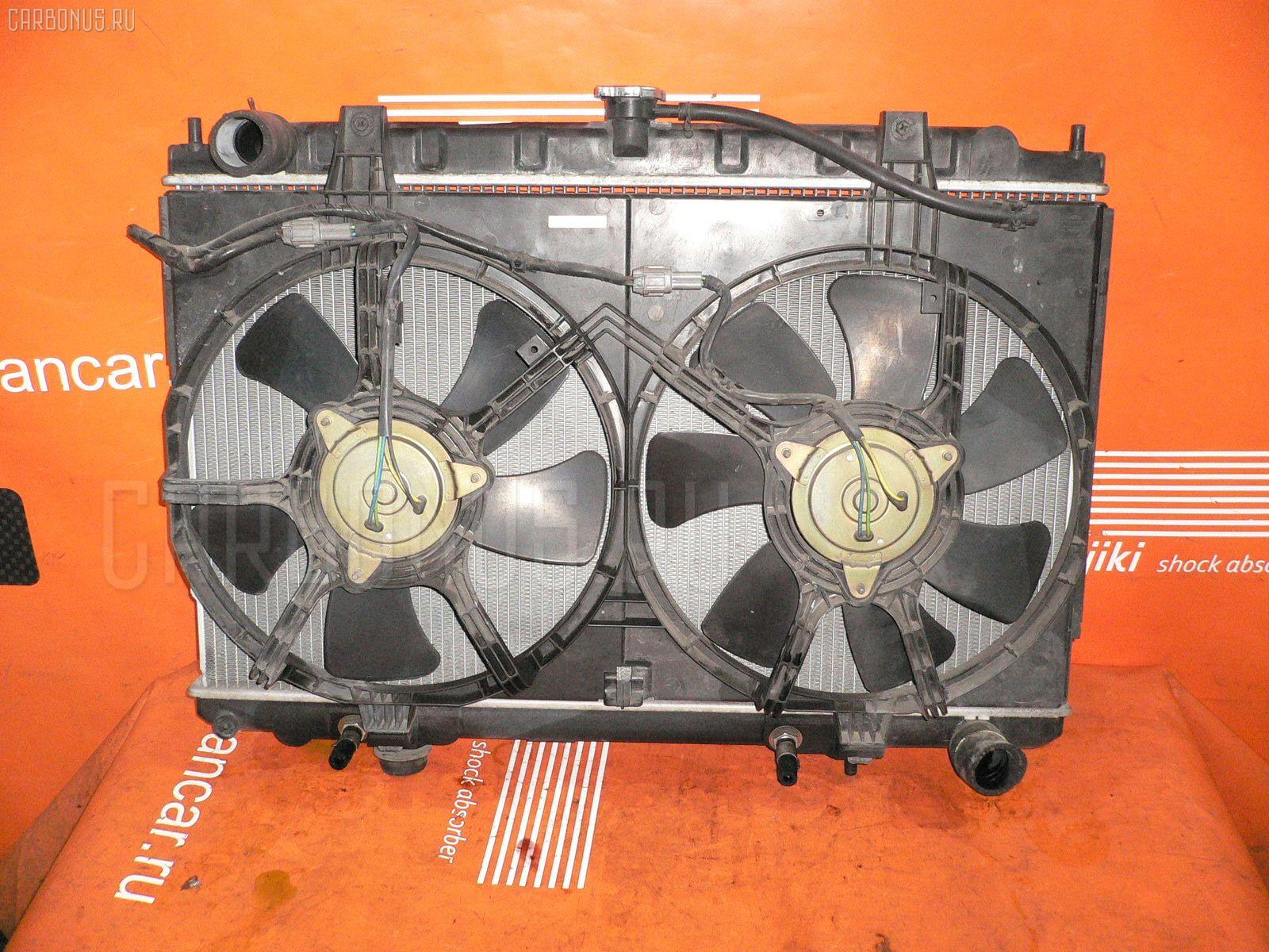 Радиатор ДВС NISSAN CEFIRO A33 VQ20DE. Фото 9
