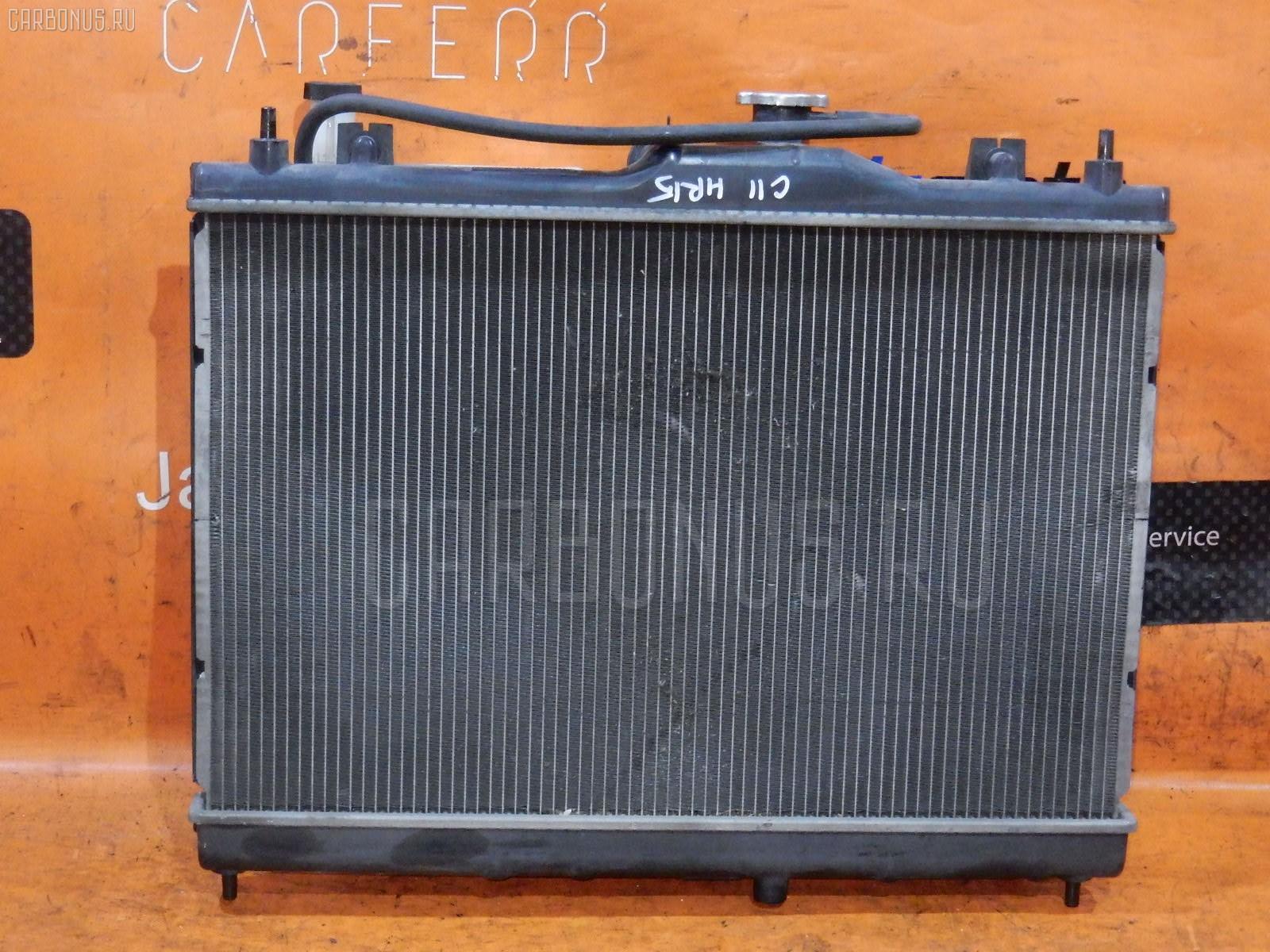 Радиатор ДВС NISSAN TIIDA C11 HR15DE. Фото 11