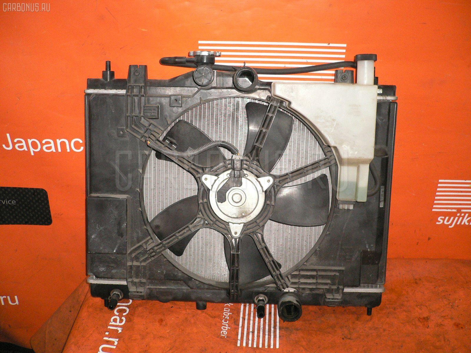 Радиатор ДВС NISSAN TIIDA C11 HR15DE. Фото 8