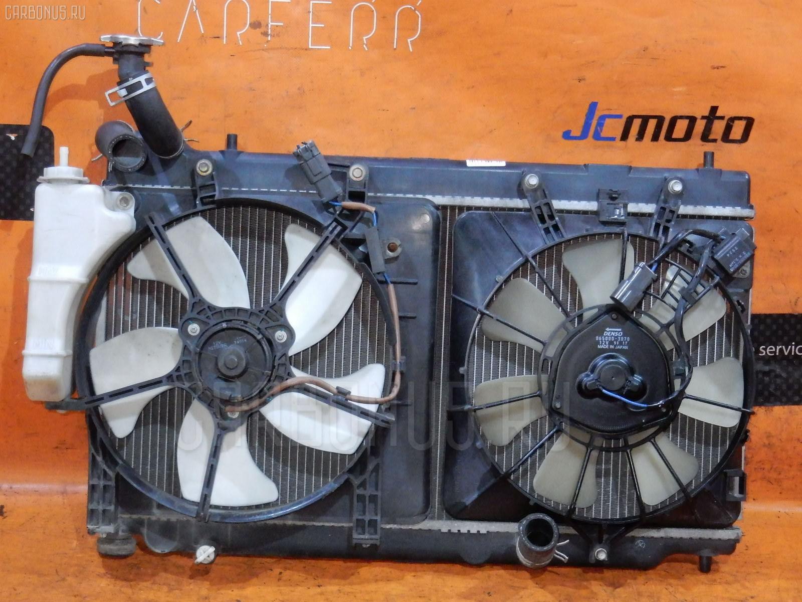 Радиатор ДВС HONDA FIT GD3 L15A. Фото 10