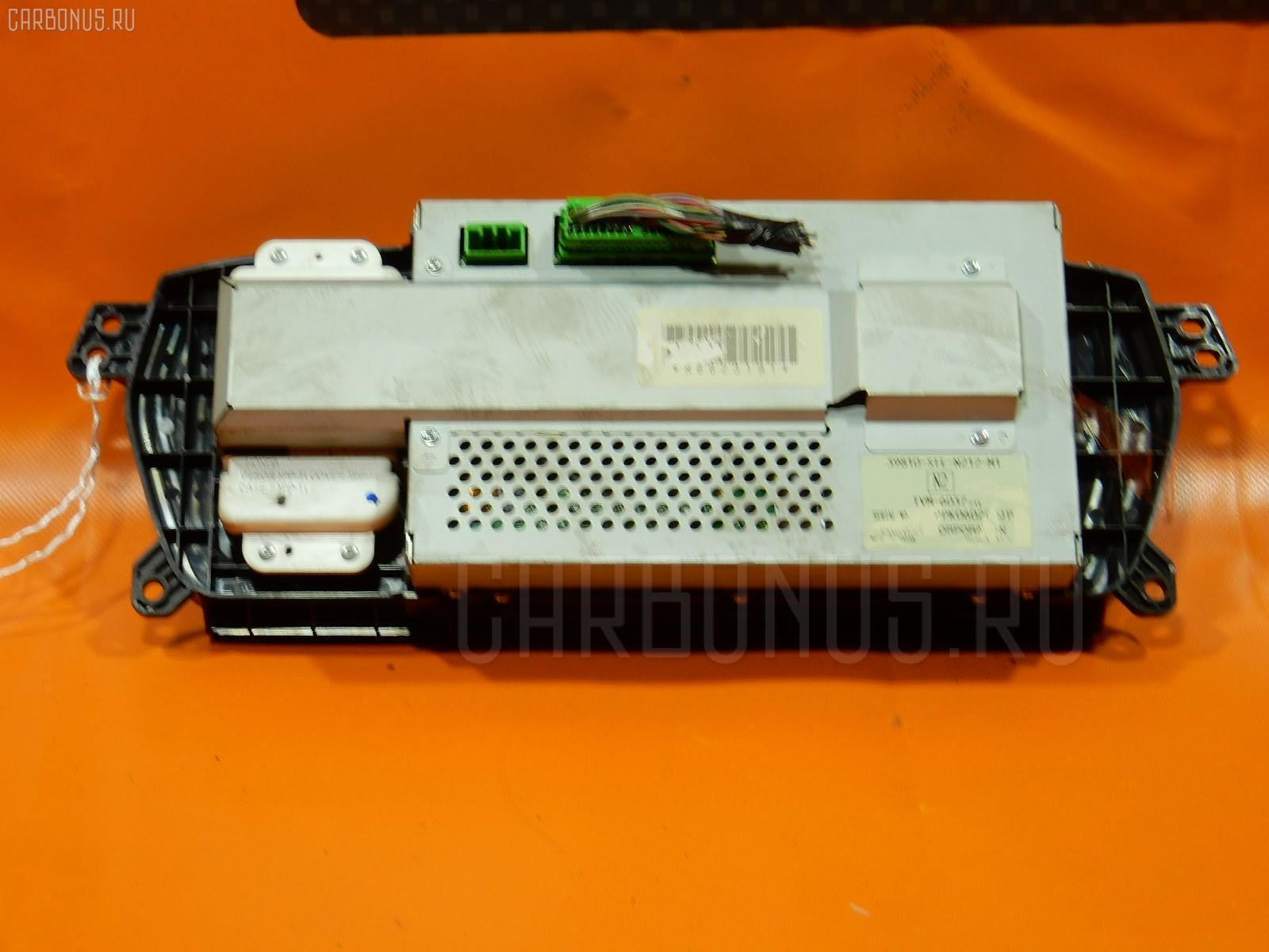 Блок управления климатконтроля HONDA ODYSSEY RB1 K24A. Фото 11