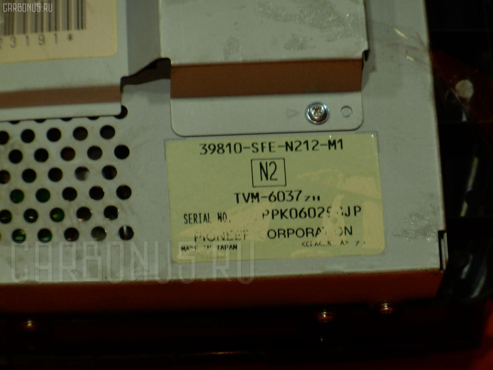 Блок управления климатконтроля HONDA ODYSSEY RB1 K24A. Фото 10