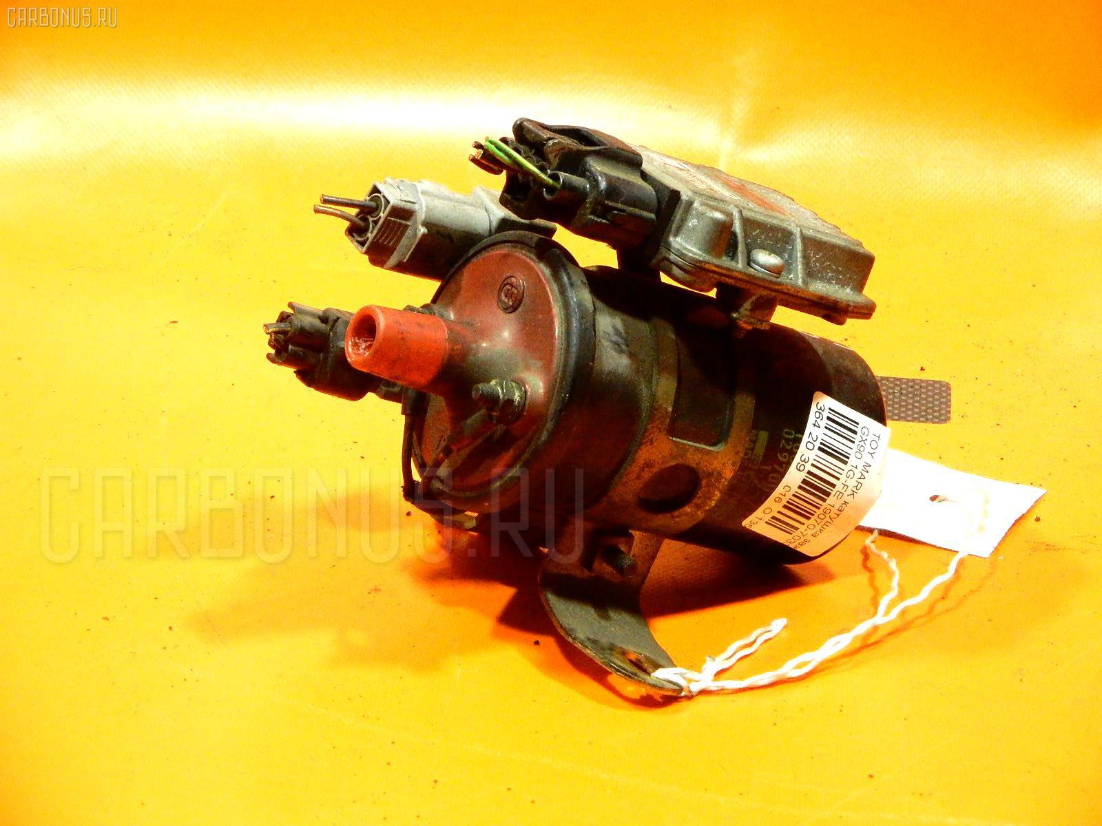 Катушка зажигания TOYOTA MARK II GX90 1G-FE. Фото 6