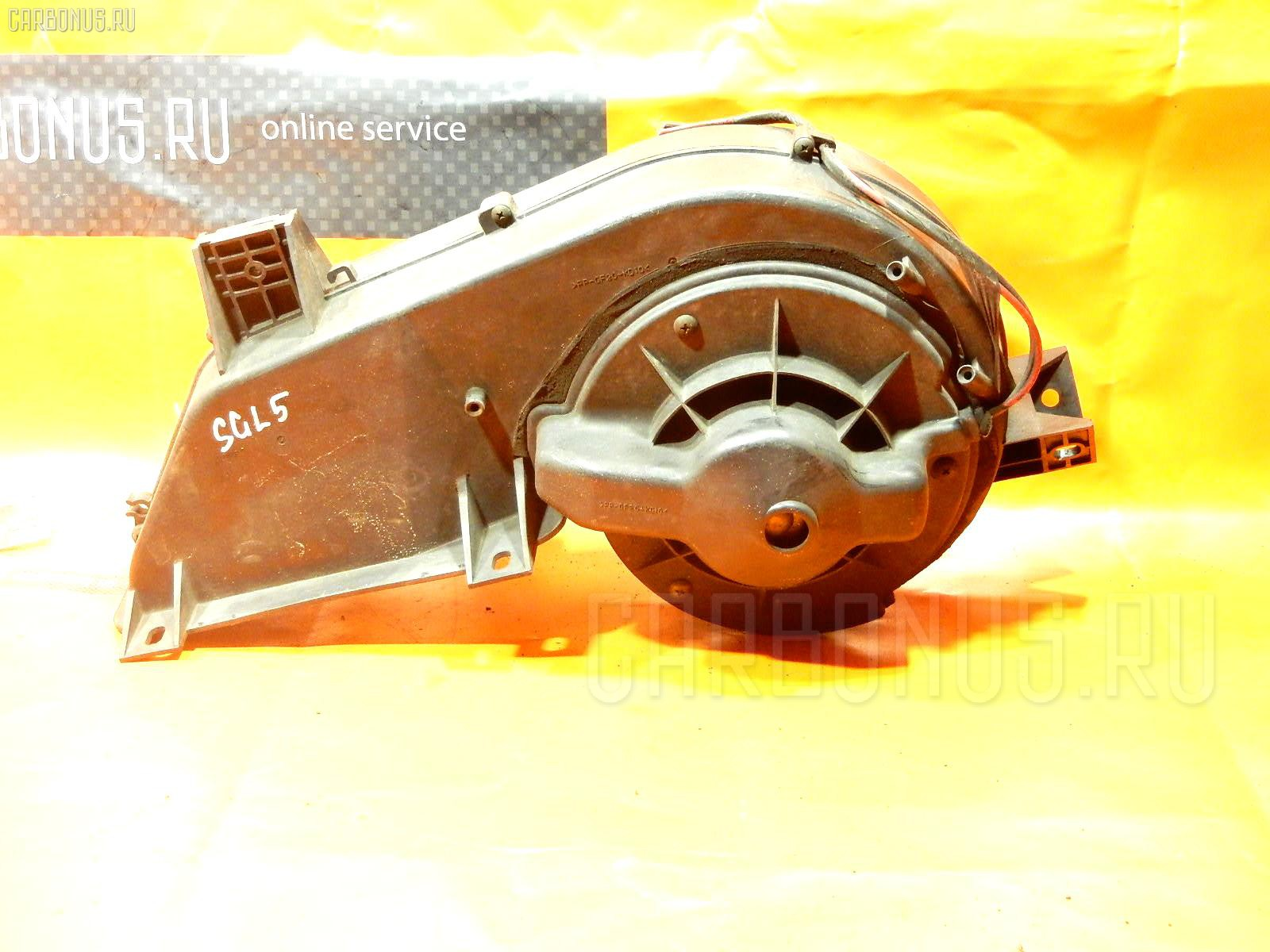 Мотор печки MAZDA BONGO FRIENDEE SGL5. Фото 1