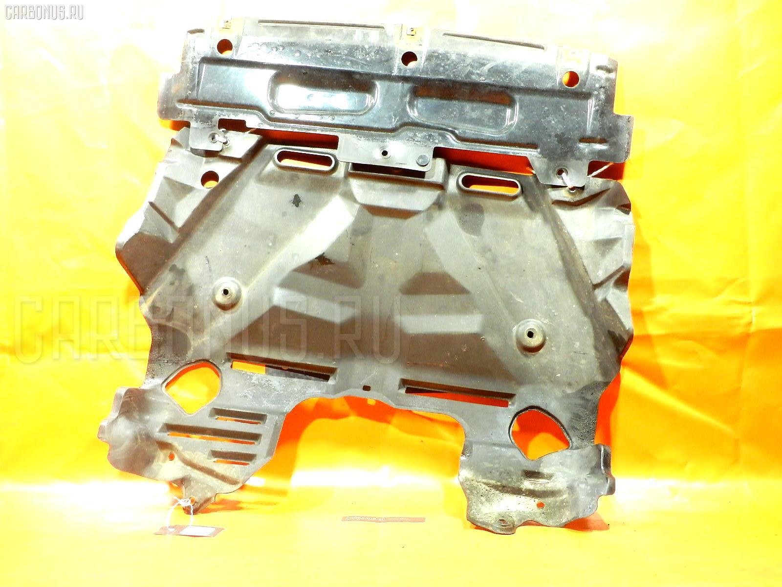 Защита двигателя NISSAN LAUREL HC35 RB20DE. Фото 1
