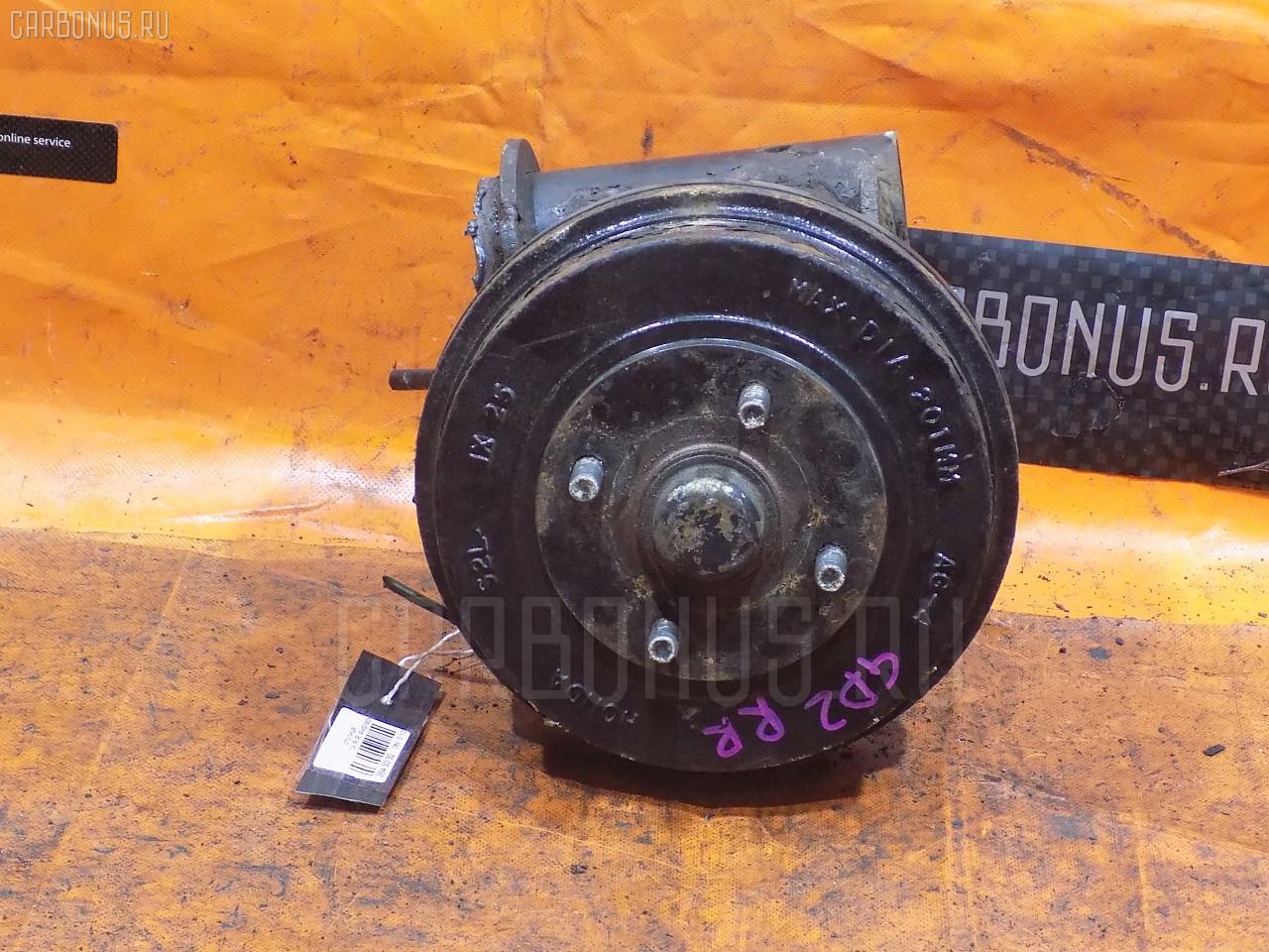 Ступица HONDA FIT GD2 L13A. Фото 7