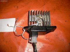 Регулятор скорости мотора отопителя MITSUBISHI DIAMANTE F31A 6G73