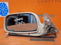 Зеркало двери боковой на Toyota Mark II GX81, Левое расположение