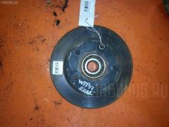 Тормозной диск на Nissan Primera Wagon WTP12 QR20DE, Заднее расположение