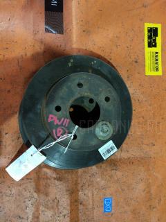 Тормозной диск NISSAN AVENIR PW11 SR20DE Заднее