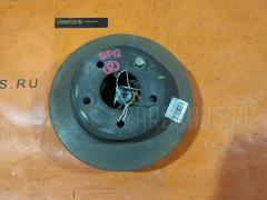 Тормозной диск NISSAN PRIMERA QP12 QG18DE Заднее