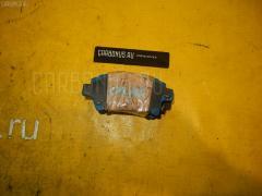 Тормозные колодки TOYOTA IST NCP60 2NZ-FE Переднее