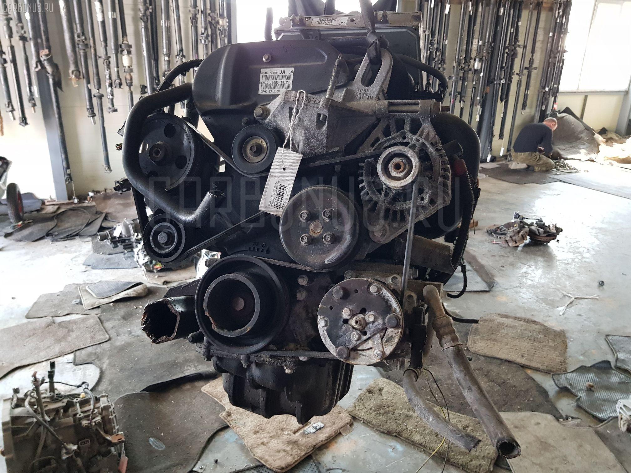 Двигатель Ford Focus WF0AXX Фото 1