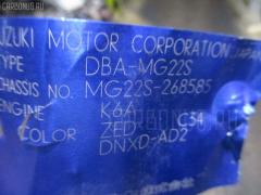 Двигатель Nissan Moco MG22S K6A Фото 13