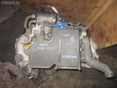 Двигатель Nissan Moco MG22S K6A Фото 8