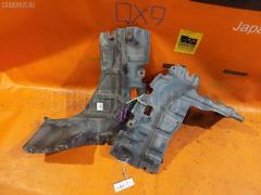 Защита двигателя TOYOTA IST NCP60 2NZ-FE Переднее